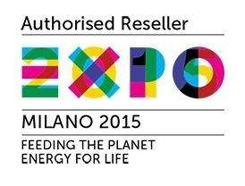 Expo2015 official reseller