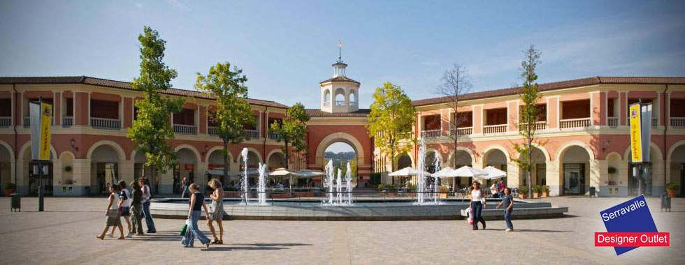 Milanocard serravalle outlet save more with milanocard for Outlet design milano