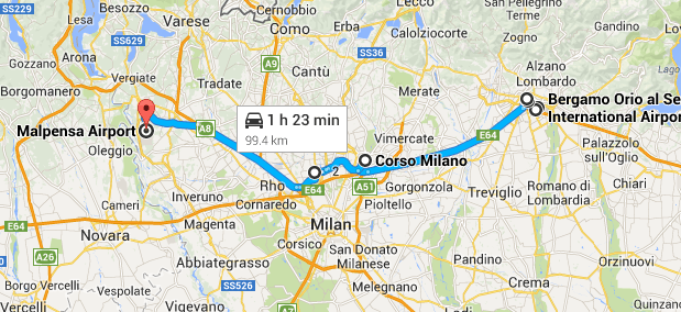 Linate Airport - Official website of Milano Linate airport