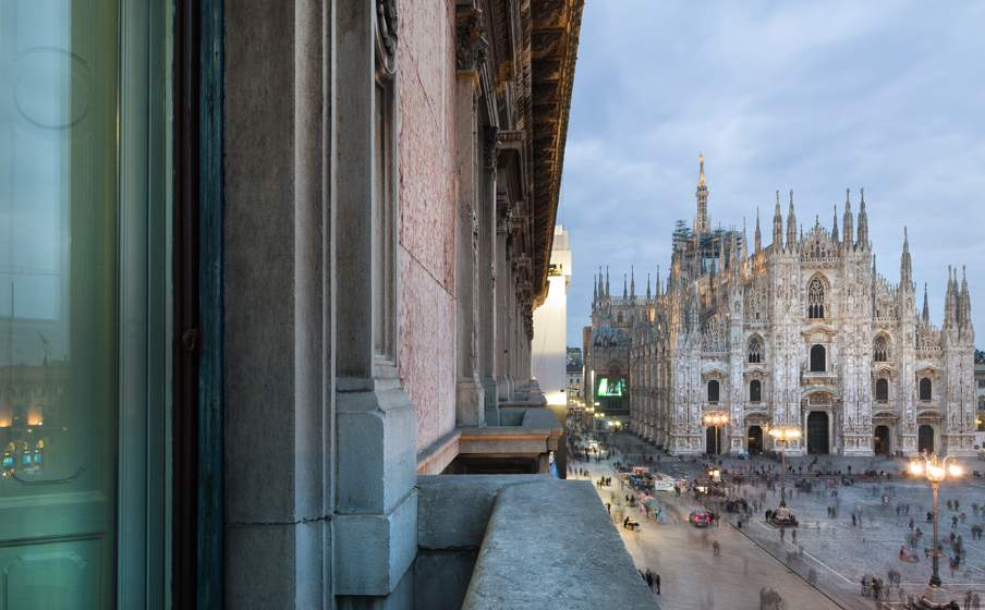 Townhouse hotel galleria vittorio emanuele milano for Hotels milan