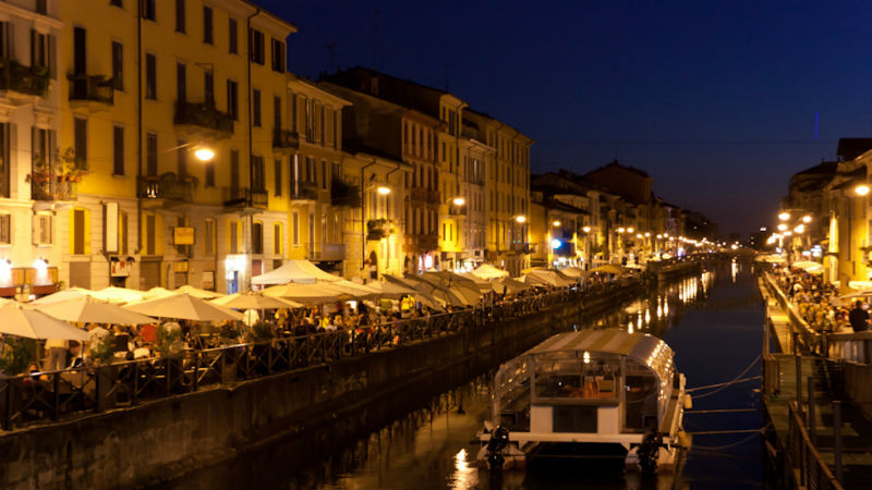 WHAT TO SEE ON NAVIGLI OF MILAN MilanoCard The